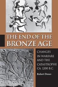 Cover The End of the Bronze Age