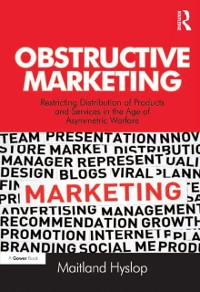 Cover Obstructive Marketing