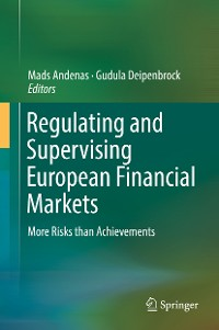 Cover Regulating and Supervising European Financial Markets
