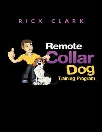 Cover Remote Collar Dog Training Program