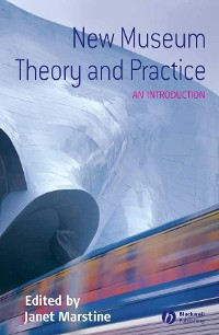 Cover New Museum Theory and Practice