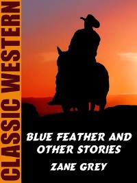 Cover Blue Feather and Other Stories