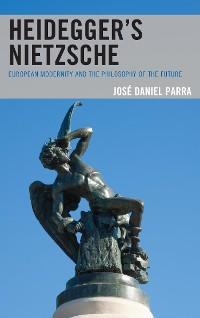 Cover Heidegger's Nietzsche