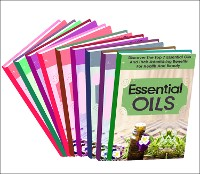 Cover Essential Oils:Box Set : Learn About These Top Essential Oils And Natural Remedies To Cure You Naturally FAST!