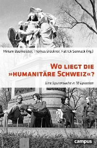 """Cover Wo liegt die """"Humanitäre Schweiz""""?"""