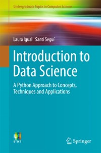 Cover Introduction to Data Science