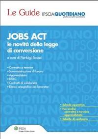 Cover JOBS ACT - Le novità della legge di conversione
