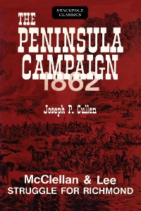 Cover The Peninsula Campaign 1862