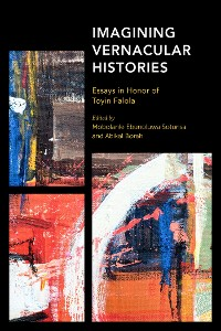 Cover Imagining Vernacular Histories