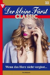 Cover Der kleine Fürst Classic 22 – Adelsroman