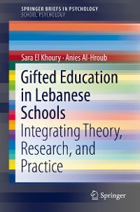 Cover Gifted Education in Lebanese Schools
