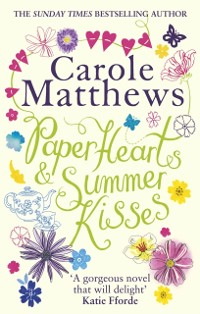 Cover Paper Hearts and Summer Kisses