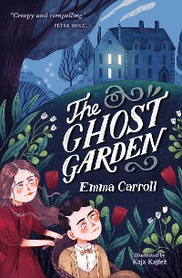 Cover The Ghost Garden