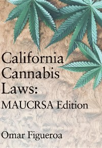Cover California Cannabis Laws
