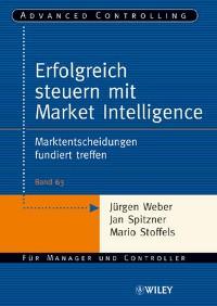 Cover Erfolgreich steuern mit Market Intelligence