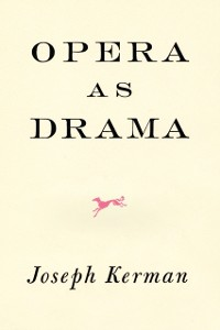 Cover Opera As Drama