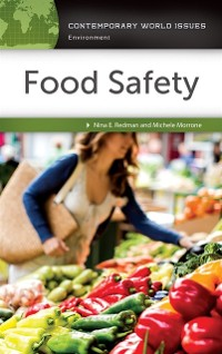 Cover Food Safety: A Reference Handbook, 3rd Edition
