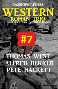 Cover Cassiopeiapress Western Roman Trio #7