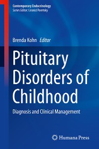 Cover Pituitary Disorders of Childhood