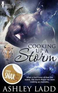 Cover Cooking Up a Storm