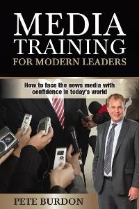 Cover Media Training for Modern Leaders