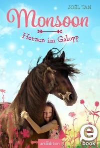 Cover Monsoon - Herzen im Galopp (Monsoon 2)