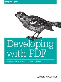 Cover Developing with PDF