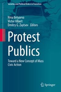 Cover Protest Publics