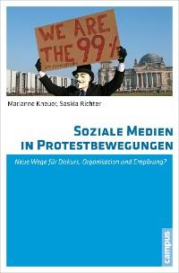 Cover Soziale Medien in Protestbewegungen