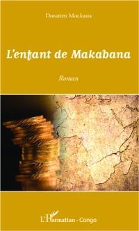 Cover L'ENFANT DE MAKABANA - Roman