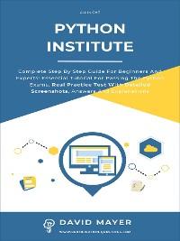 Cover Python Institute
