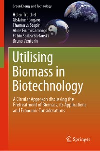 Cover Utilising Biomass in Biotechnology
