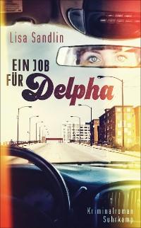 Cover Ein Job für Delpha