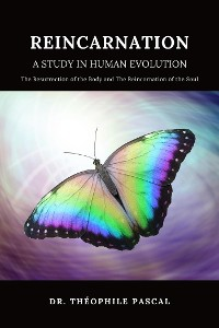 Cover REINCARNATION a study in human evolution