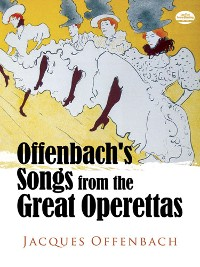Cover Offenbach's Songs from the Great Operettas