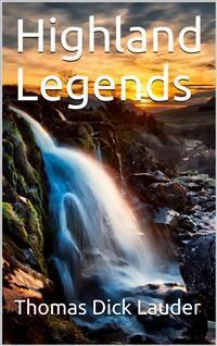 Cover Highland Legends