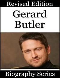 Cover Gerard Butler - Biography Series
