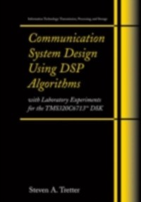 Cover Communication System Design Using DSP Algorithms