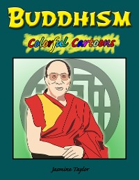 Cover Buddhism Colorful Cartoons