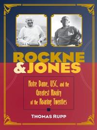 Cover Rockne and Jones