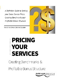 Cover Pricing your Services
