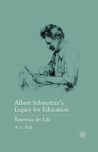 Cover Albert Schweitzer's Legacy for Education