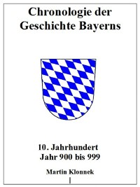 Cover Chronologie Bayerns 10