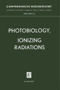 Cover Photobiology, Ionizing Radiations