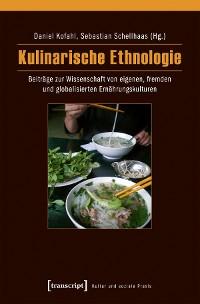 Cover Kulinarische Ethnologie