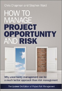 Cover How to Manage Project Opportunity and Risk