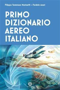 Cover Primo dizionario aereo italiano