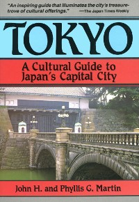 Cover Tokyo a Cultural Guide