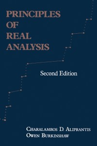 Cover Principles of Real Analysis