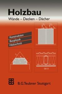 Cover Holzbau